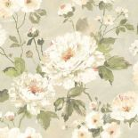 Fiore Wallpaper FO 3102 or FO3102 By Grandeco For Galerie